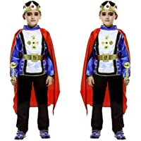 Fairy Tales Prince Charming Costumes for King (7-8)