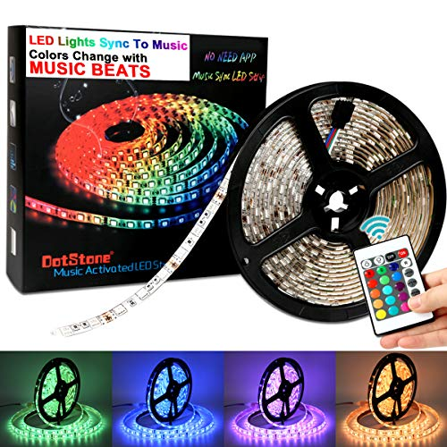Led Lights That Change Colors To Music
