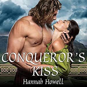 Conqueror's Kiss Audiobook