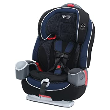 Graco Nautilus 65 LX 3 In 1 Booster Car Seat Royalty
