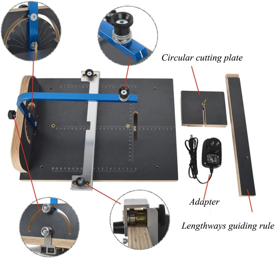 M/áquina de corte de espuma esponja y cart/ón KT temperatura ajustable 50-300 ℃ m/áquina de corte de poliestireno para espuma de corte cortador de alambre caliente