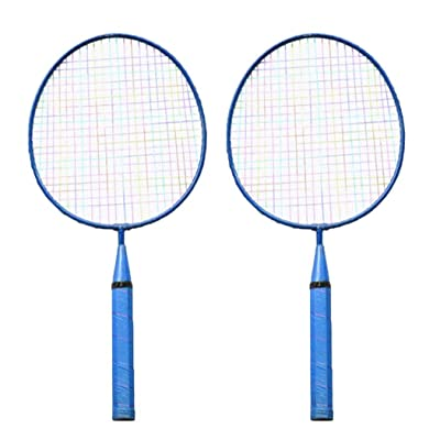 Werall Kids Nylon Alloy Badminton Racket Children Training Sports Suit Activity Play Centers : Baby
