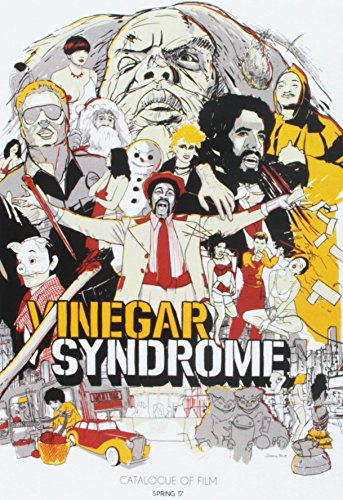 (Vinegar Syndrome's Spring 2017 Catalogue of Film [DVD & Booklet Set])