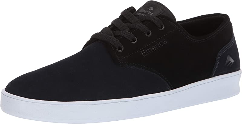 Emerica The Romero Laced Sneakers Herren Schwarz/Marineblau (Navy/Black)