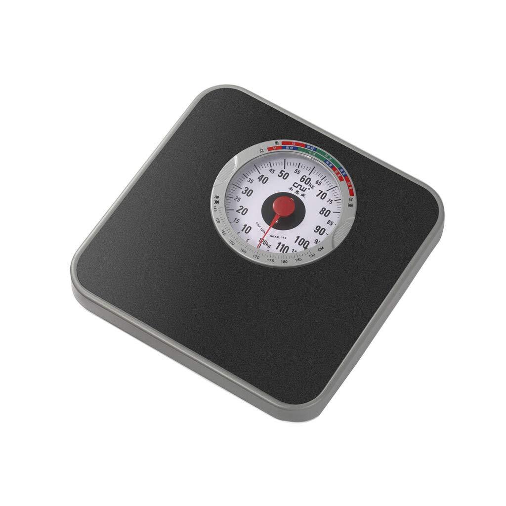 機械式バスルームスケール - レトロで正確な体重計、読みやすいアナログダイヤル B07NMHLDQL、頑丈な金属製プラットフォーム、最大120 Kg、ボタンもバッテリーもなし B07NMHLDQL, roryXtyle:12e4eb13 --- lembahbougenville.com