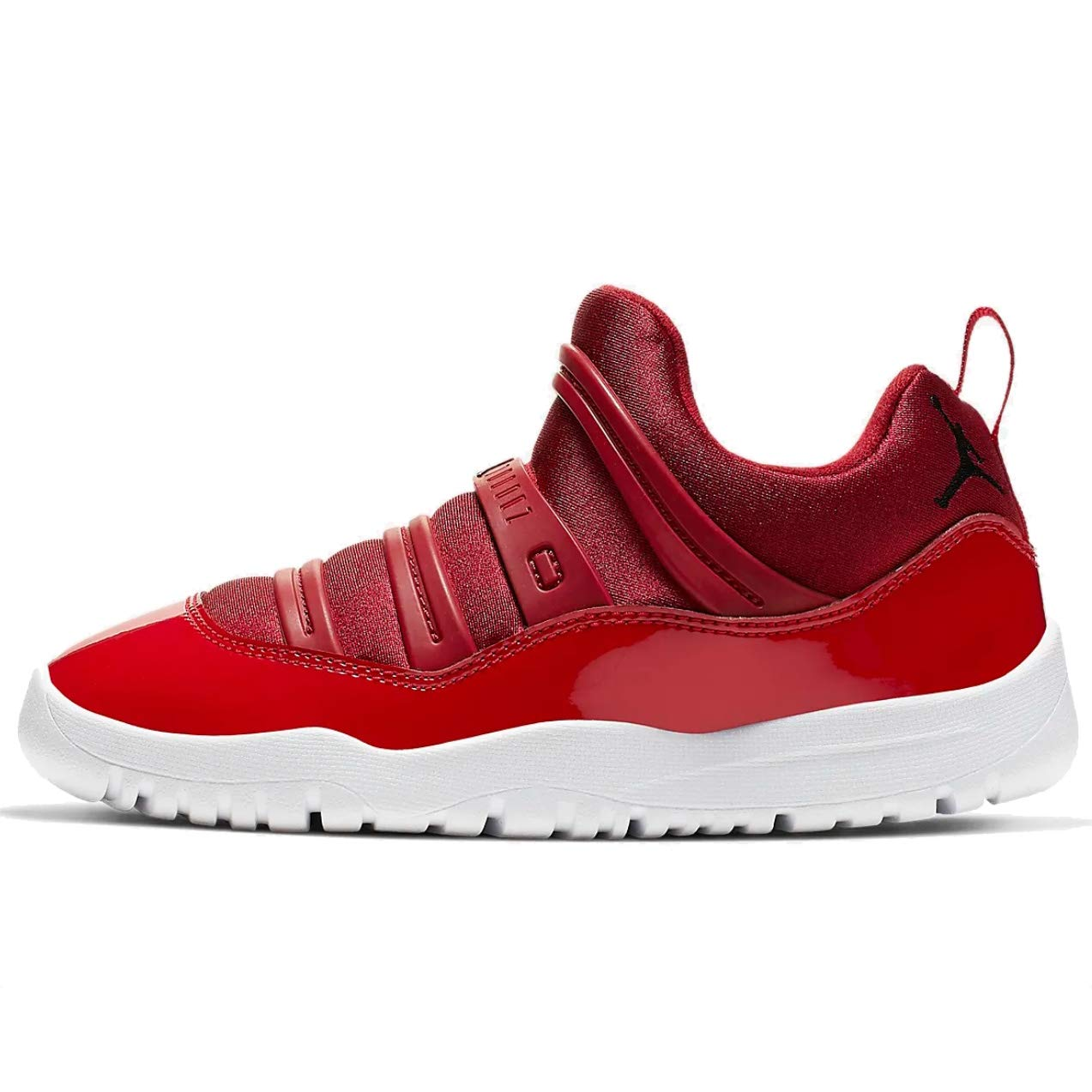 new styles d66f7 02477 Amazon.com | Jordan 11 Retro Little Flex Gym Red/Black-White ...