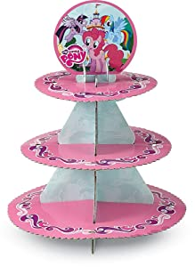 Wilton 1512-4700 My Little Pony Treat Stand