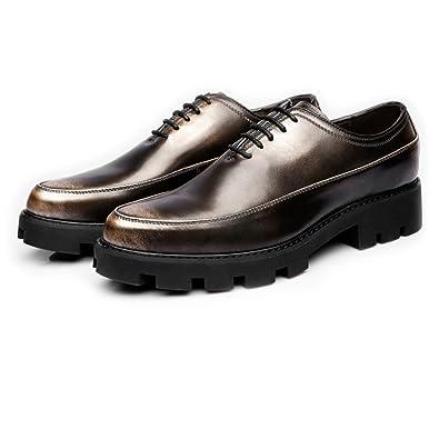 En Shoes Chaussures Casual Pu Cuir Pour Matte Prom Hommes pUMGLqzSV
