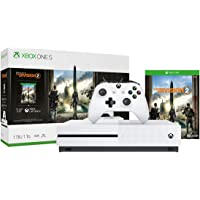 Consola Xbox One S, 1TB + The Division 2 - Bundle Edition