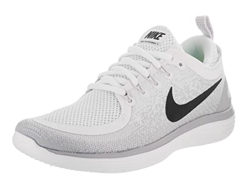 6cc2875921fe6 ... sale nike womens free rn distance 2 running shoes 8.5 white grey m  b4280 87488