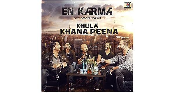 Khula Khana Peena by En Karma on Amazon Music - Amazon com