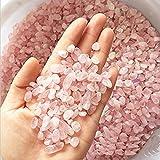 Wayber 1 Lb/460g Pink Quarzt Decorative Natural