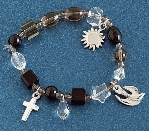 Memorial Prayer Beaded Story Bracelet (62345)