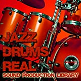 JAZZ DRUMS Real - Huge Perfect Samples/Groove/Performances Library on DVD or download