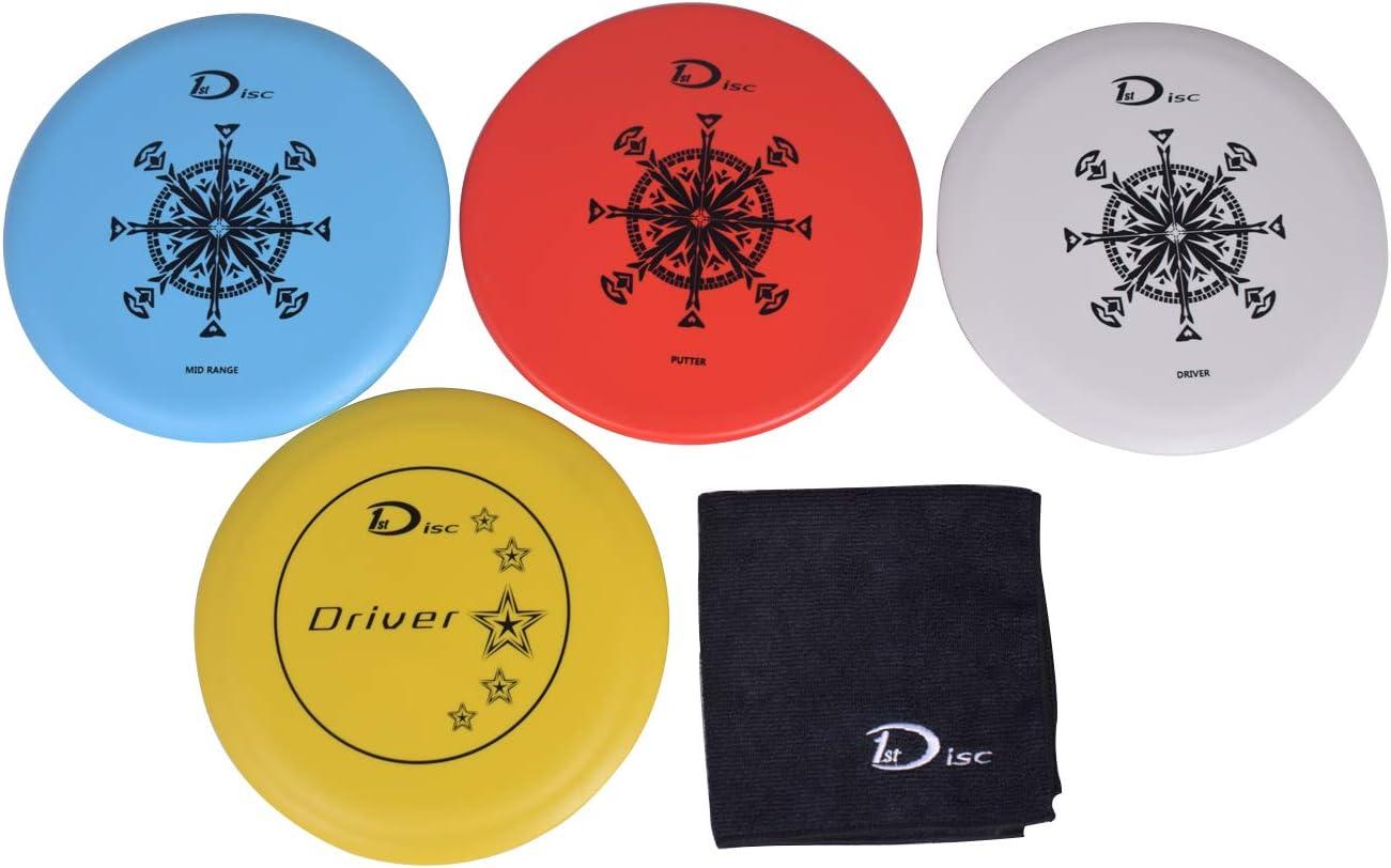 Starter Disc Golf Set