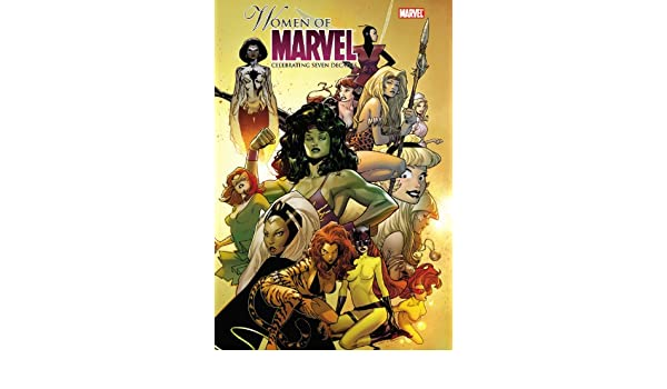 Women Of Marvel: Celebrating Seven Decades: Amazon.es ...