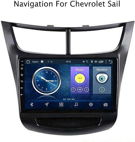 Yunbb Android 8.1 GPS para la navegación GPS del Coche para Chevrolet Sail 2015-2018 con CANBUS Soporte del Auricular 9 Pulgadas DVD Espejo Enlace/reposacabezas Monitor/Wi-Fi/Dab /: Amazon.es: Electrónica
