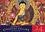 Buddhas of the Celestial Gallery Postcard Book, , 1608871266