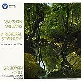 ヴォーン・ウィリアムズ:田園交響曲(交響曲第3番)、「沼沢地方にて」