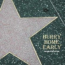 Hurry Home Early: Songs of Warren Zevon