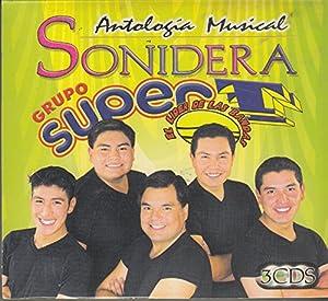 Grupo Super T - Antologia Sonidera - Amazon.com Music