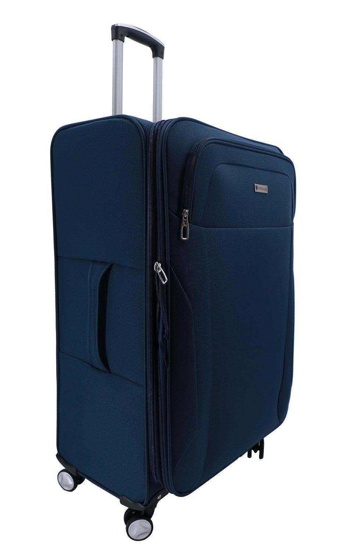 Set de 3 valises Worldline en 600 D Polyester