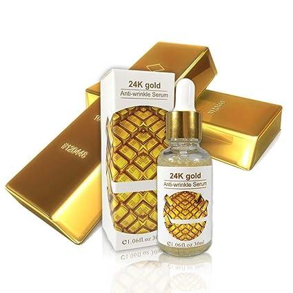 30 ml 100% natural puro reafirmante antiarrugas hidratante suero para la cara, ...