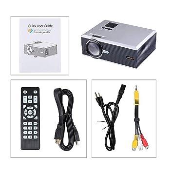 tianranrt UHAPPY u88 proyector de vídeo para proyector de Home ...
