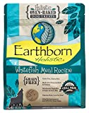 Earthborn Holistic Whitefish Meal Recipe Grain Free Oven-Baked Dog Treats, 14 oz.