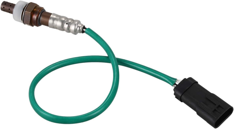 Nrpfell Front /& Rear Lambda Oxygen O2 Sensor Probe 1.2 1.4 1.6 1.8 2.0 16V Ntk For Renault
