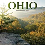 2019 Ohio Wall Calendar