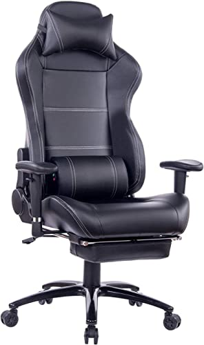 HEALGEN Massage Gaming Chair Office Chair