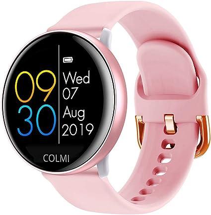 Amazon.com: Reloj inteligente Ip68 resistente al agua ...