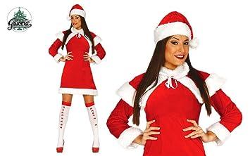 Disfraz de Mamá Noel adulta: Amazon.es: Juguetes y juegos