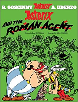 Asterix and the Roman Agent: Album 15