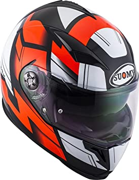 Suomy ksha0008.7 Casco Moto, multicolor, 2 x l