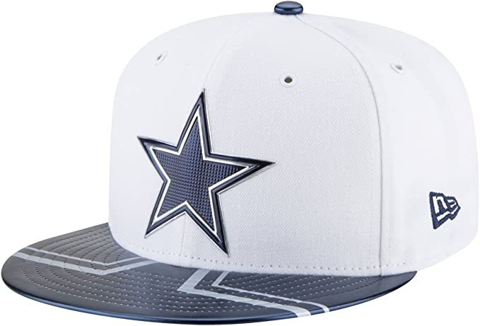 New Era Mujeres Gorras / Gorra plana NFL Offical On Stage Dallas ...