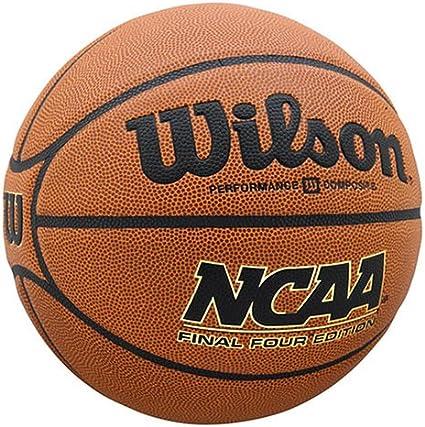 Wilson NCAA Final Four Edition – Balón de Baloncesto (intermedio ...