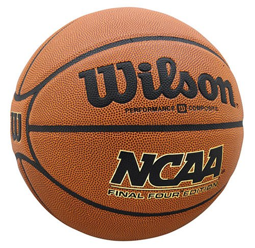 Wilson NCAA Final Four Edition Basketball (Intermediate)