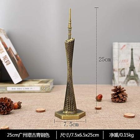youjiu Décorations Cadeaux.Guang.HOU Tour Modèle De ...