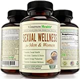 Vimerson Health Maca Supplement for Sexual Wellness that Works for Women and Men. Increases Libido, Desire, Metabolism, Sex Drive, Stamina & More. Pure Maca Root Pills. Made in the USA