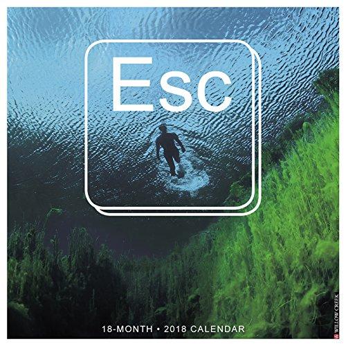 Esc. 2018 Wall Calendar (Esc Media)