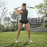 SKLZ Gold Flex Golf Swing Trainer Warm-Up Stick, 48 Inch