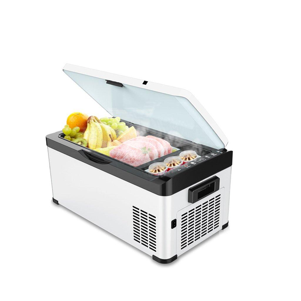 DTSQSS 20 Liter portátil Coche compresor Refrigerador Congelador ...