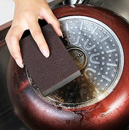Esponja limpiadora de limpieza Nano Magic Eraser Elimina manchas rebeldes y Mark Cleaner sin quimicos