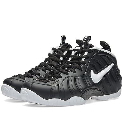 Nike Air Foamposite Pro mens basketball-shoes 624041-006_7.5 - Black/
