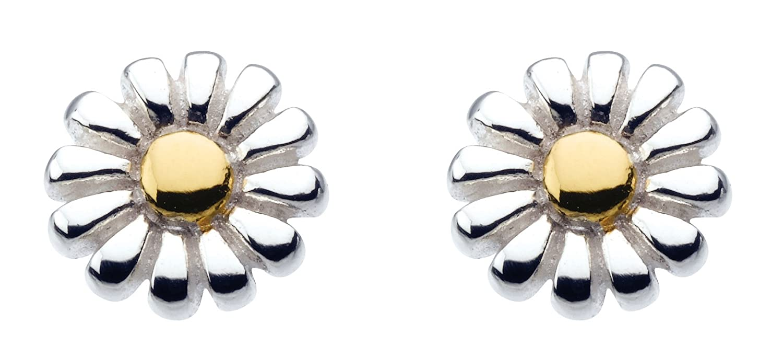Dew Sterling Silver Teddy Bear Stud Earrings 4866HP tWr0TiOzI
