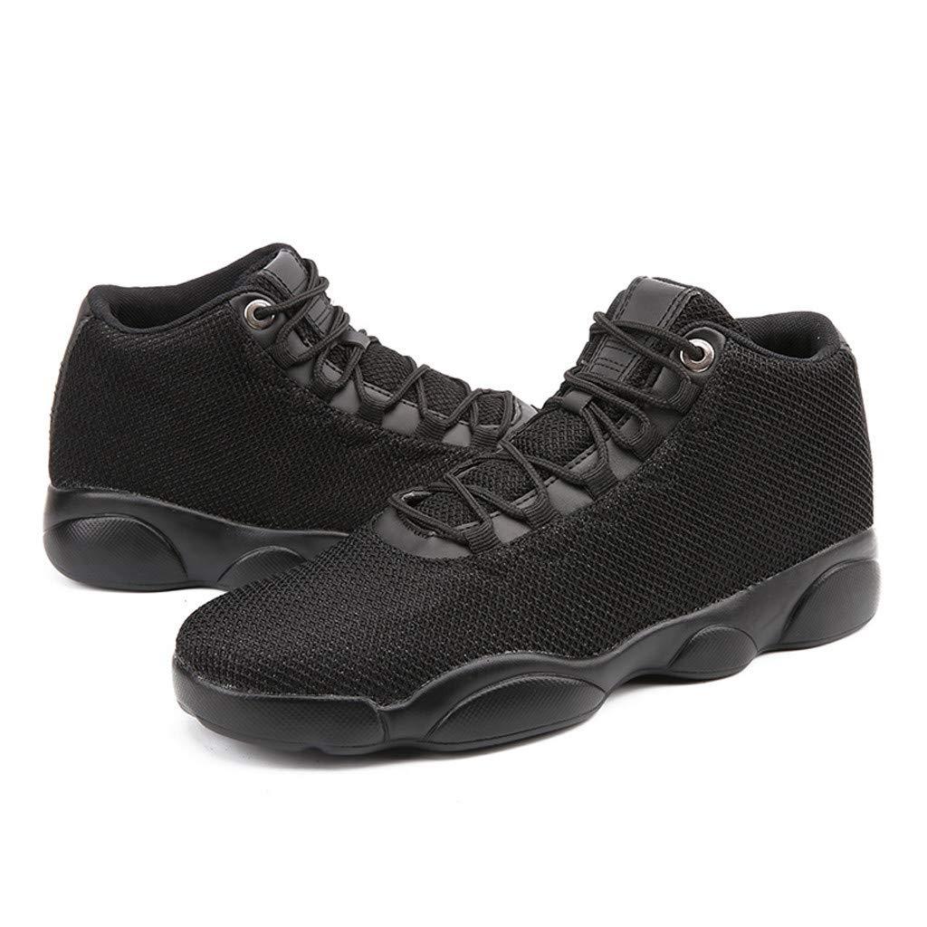 fd6fbb3660840 TIFENNY Leisure Basketball Shoe for Men Comfortable Net Surface Flat ...