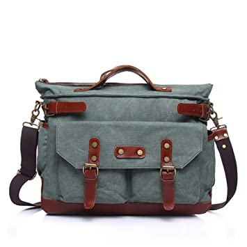 Image Unavailable. Image not available for. Color  RABILTY Laptop Bag 14  Inch Organizer Business Travel Laptop Messenger Bag,Computer Office Shoulder  Bag 04d89b0d20