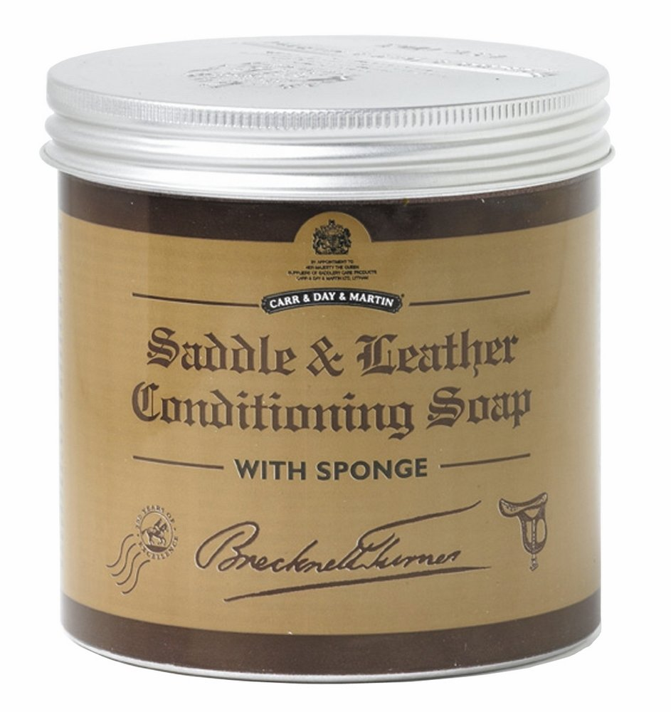 Carr & Day & Martin Saddle and Leather Conditioning Soap, 500 ml